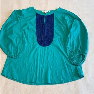 Sundance cotton blouse